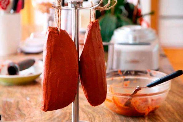 Рецепт приготовления домашней бастурмы