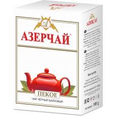 """Чай черный байховый Пекое """"Азерчай"""""""