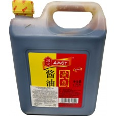 Amoy  соевый соус из жёлтых бобов  1,75 л