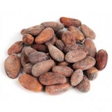 Какао - бобы неочищенные