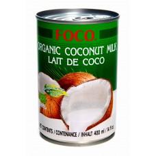 Органическое кокосовое молоко