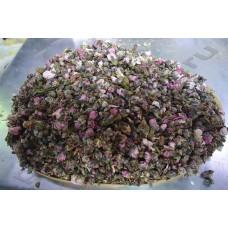 Цветы персика сушёные
