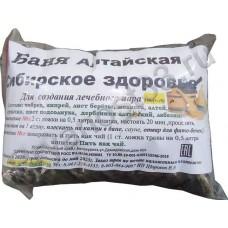 Сбор трав Баня Алтайская Сибирское здоровье