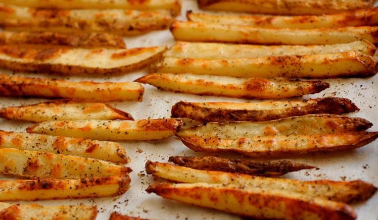 Картофель фри с сумахом