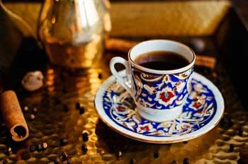 Кофе мароканский